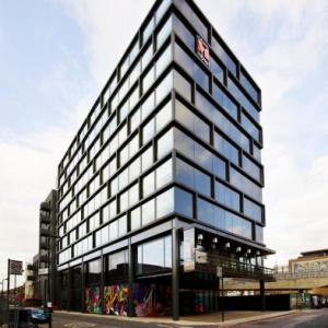 Hotels near Queen of Hoxton London - citizenM London Shoreditch