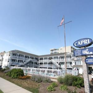 Cape harbor motor inn cape may for Capri motor lodge cape may