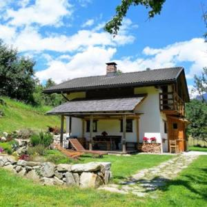 Book Now Chalet La Casetta Nel Frutteto (Mezzano, Italy). Rooms Available for all budgets. Surrounded by meadows and mountains La Casetta Nel Frutteto features a chalet with free parking bike and ski storage. Several shops and restaurants can be found in Mezzano's c