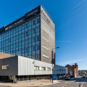 Hotels near Corporation Sheffield - Hampton By Hilton Sheffield