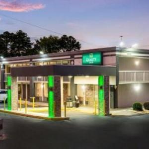 Hotels near Intimidators Stadium - Quality Inn Concord