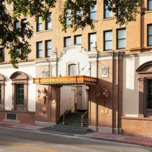 Hotels near Tobin Center for the Performing Arts - The St. Anthony A Luxury Collection Hotel San Antonio