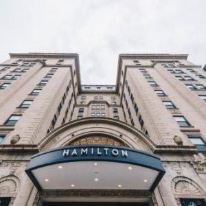 Hotels near Black Cat Washington - The Hamilton Hotel - Washington DC