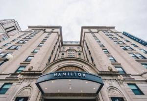The Hamilton Hotel - Washington DC