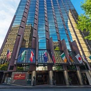 Seattle University Hotels - Crowne Plaza Seattle