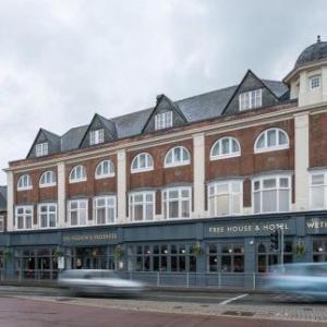 Hotels near Bedford Corn Exchange - Pilgrims Progress Wetherspoon