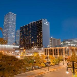 Paramount Theatre Denver Hotels - Crowne Plaza Hotel Denver