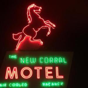 San Bernardino County Fairgrounds Hotels - New Corral Motel