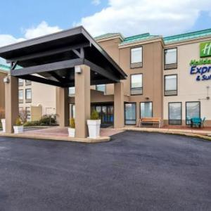 Cedar Creek Park Allentown Hotels - Holiday Inn Express Hotel & Suites Allentown-Dorney Park Area