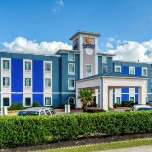 Hotels near Champion Forest Baptist Church - Comfort Inn & Suites FM1960-Champions
