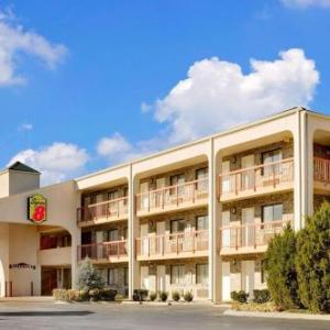 Super 8 Motel - Hermitage Nashville Area Tn