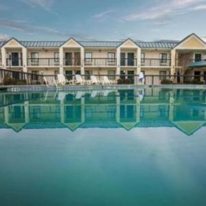 Millennium Center Winston-Salem Hotels - Quality Inn & Suites Hanes Mall