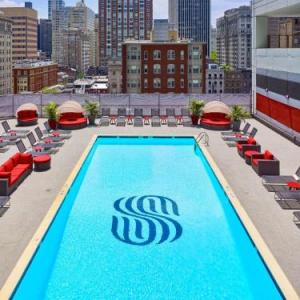 Underground Arts Hotels - Sonesta Downtown Philadelphia Rittenhouse Square