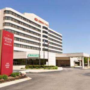 Phoenix Center Plaza Pontiac Hotels - Crowne Plaza Auburn Hills