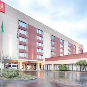 Carco Theatre Hotels - Red Lion Hotel & Conference Center - Seattle/Renton
