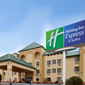 Holiday Inn Express Hotel And Suites Fenton I 44