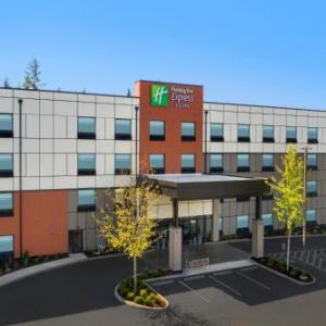 Pierce College Puyallup Hotels - Holiday Inn Express Puyallup