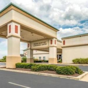 Holiday Inn Frederick-Conf Ctr At Francis Scott Key Mall