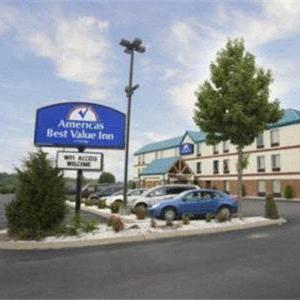 Hotels near The People's Church Franklin - Americas Best Value Inn Franklin