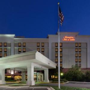 Hampton Inn Suites Alexandria Old Town Area South