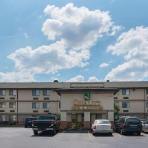 Quality Inn And Suites Romulus MI, 48174