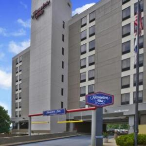 Petersen Events Center Hotels - Hampton Inn Pittsburgh-university Center