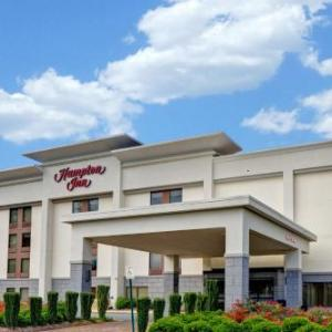 Hotels near North Carolina Transportation Museum - Hampton Inn Salisbury