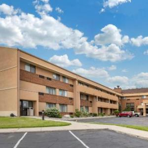 Mount Hope Church Lansing Hotels - Comfort Inn Lansing