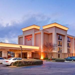 Hotels near Live At the Garden Memphis - Hampton Inn Memphis-Poplar