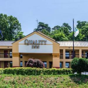 Quality Inn Roanoke-Tanglewood