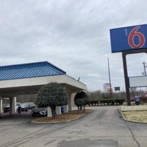 Motel 6-Memphis TN - East