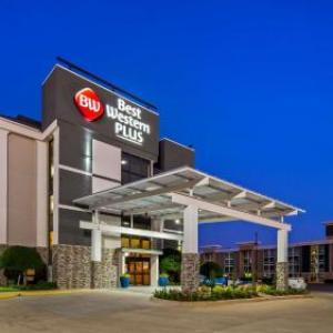 Best Western Plus Dallas I-35 at Walnut Hill