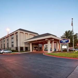 Reed Arena Hotels - Hampton Inn College Station