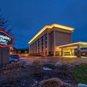 Hotels near Martin Luther King Jr Performing Arts Center - Hampton Inn Charlottesville