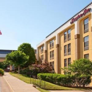 Hotels near Rachel M. Schlesinger Concert Hall - Hampton Inn Alexandria-Pentagon South VA