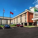 Holiday Inn Express Memphis Medical Center -Midtown