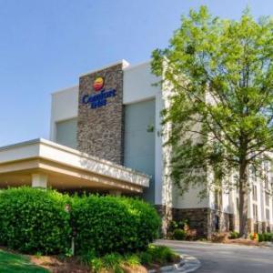 Raleigh Convention Center Hotels - Comfort Inn Raleigh Midtown