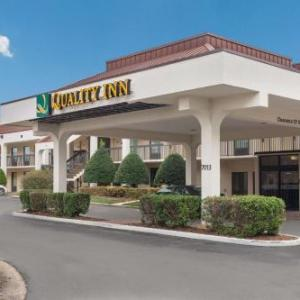 Hampton Inn Chattanooga I-75 North Hotel