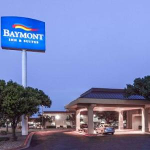 Azteca Music Hall Hotels - Baymont By Wyndham Amarillo East