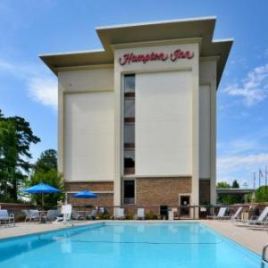Hampton Inn Charlotte/cornelius