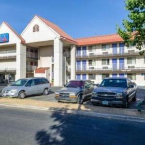 Motel 6-Fresno CA - Yosemite Hwy