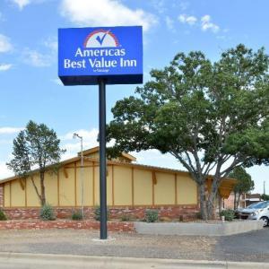 Americas Best Value Inn Medical Center Lubbock