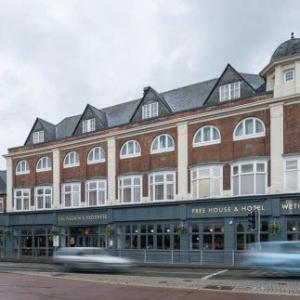 Hotels near Bedford Corn Exchange - Pilgrims Progress Wetherspoon