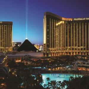 Hotels near Allegiant Stadium - Mandalay Bay