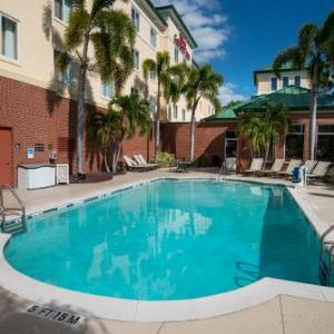 New World Brewery Hotels - Hilton Garden Inn Tampa Ybor Historic District