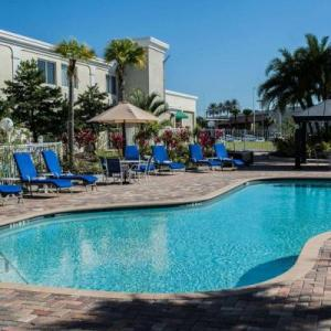 Hotels near Pepin's Hospitality Center - Quality Inn & Suites Near Fairgrounds Ybor City