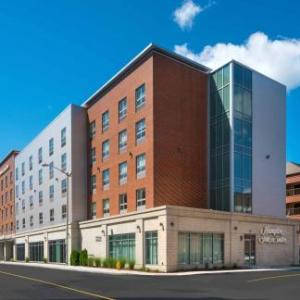 DCU Center Hotels - Hampton Inn & Suites-Worcester MA