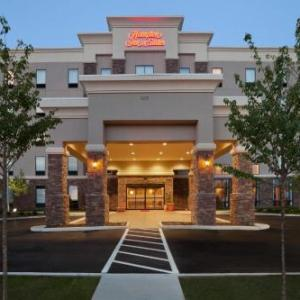 Hampton Inn & Suites Roanoke Airport VA