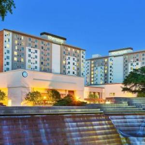 Fort Worth Community Arts Center Hotels - Sheraton Fort Worth Downtown Hotel