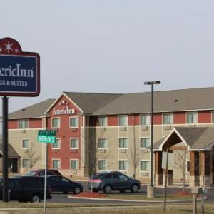 Hotels near Hawkeye Downs - AmericInn by Wyndham Cedar Rapids/CID Airport